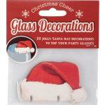 glasdecoratie-kerstmuts