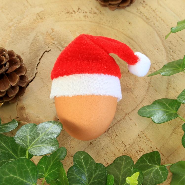 Eiermuts kerstmuts (5ST)