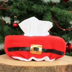 tissuebox kerstman