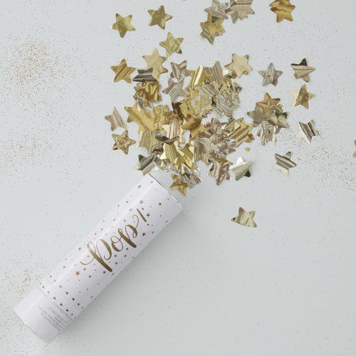 confetti-kanon-gold-star