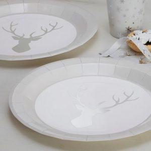 papieren-bordjes-zilveren-rendier