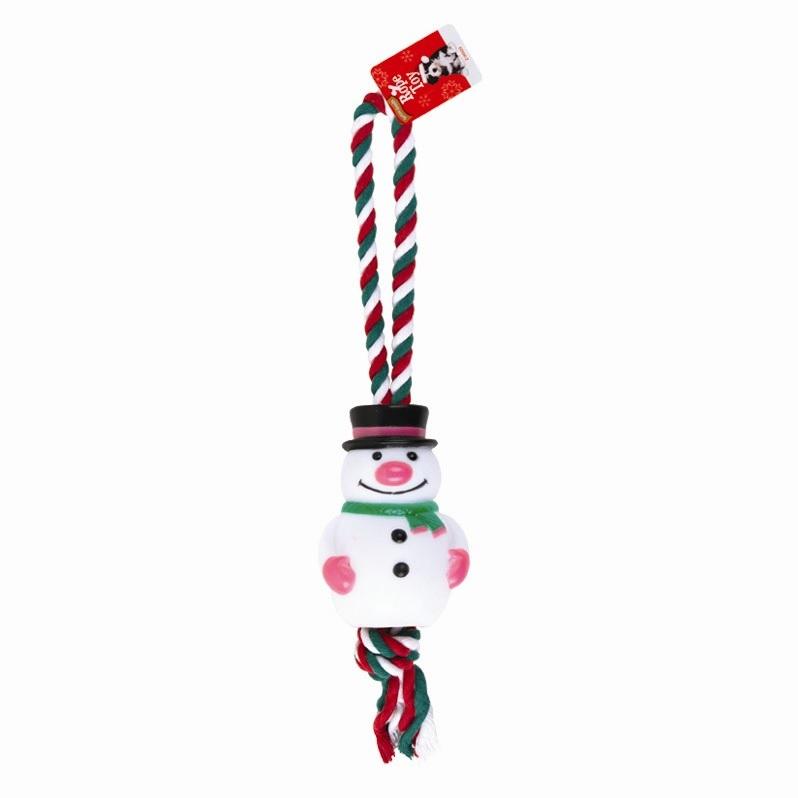 honden-piepspeelgoed-sneeuwpop-met-touw