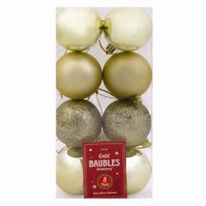 kerstballen-goud-8st