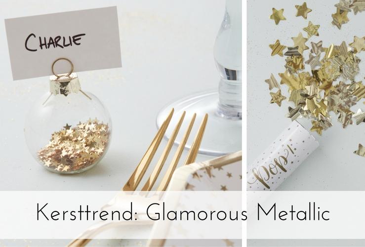 kersttrend-metallics