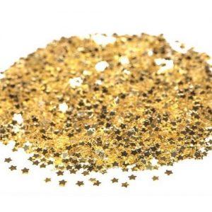 kerstversiering-mini-sterretjes-confetti-goud