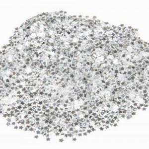 kerstversiering-mini-sterretjes-confetti-zilver