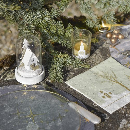 servetten-christmas-village