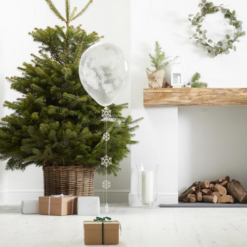 kerstdecoratie-ballonnen