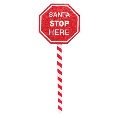 Santa-sign