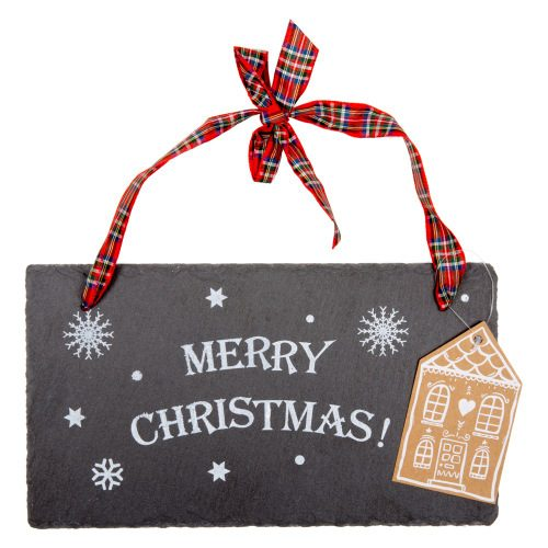 Stenen-bordje-Merry-Christmas