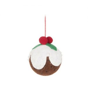 kerst-ornament-christmas-pudding
