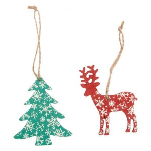 houten-kerstballen-set-red-green-christmas