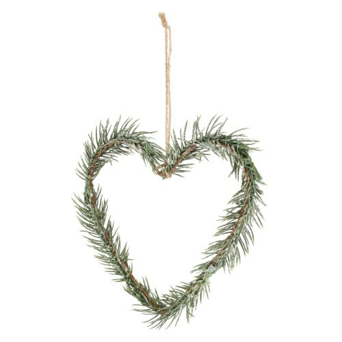 kerst-ornament-botanical-heart