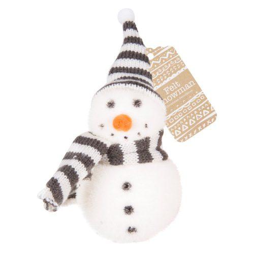 kerst-ornament-sneeuwpop