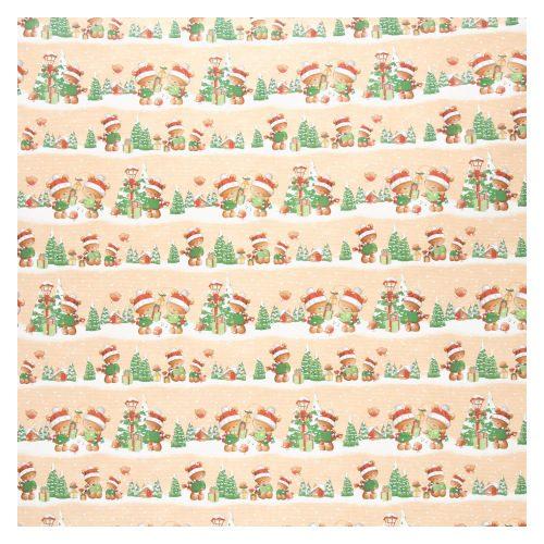 inpakpapier-kerst-kerstbeertjes