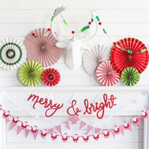 kerstversiering-megaset-paper-fans-holiday-party-3