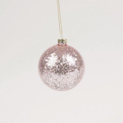 kerstbal-pink-sequin