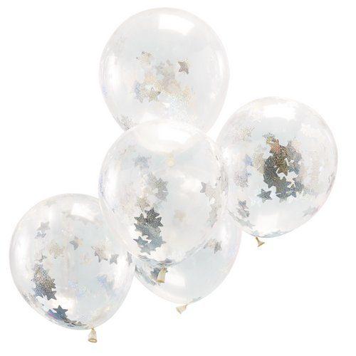 kerstversiering-confetti-ballonnen-holographic-star-jolly-vibes