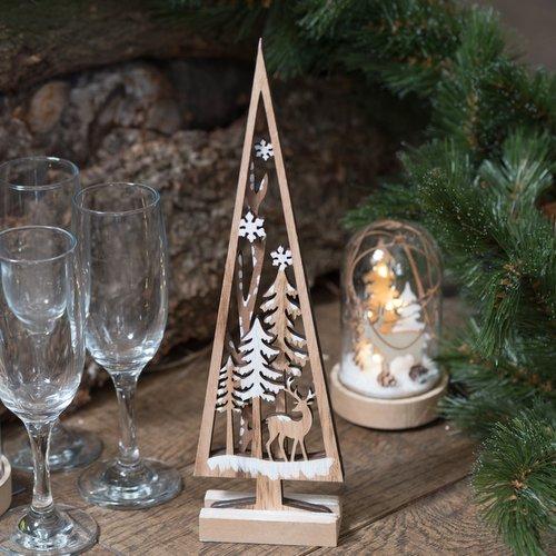 kerstversiering-houten-kerstdecoratie-christmas-snow-scene
