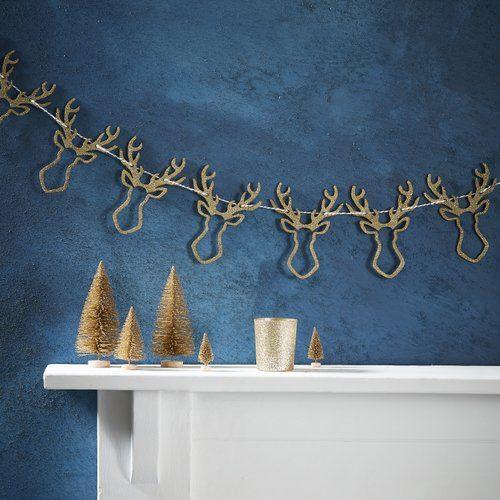 kerstversiering-houten-rendier-slinger-gold-glitter-christmas-night-2