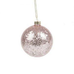 kerstversiering-kerstbal-pink-sequin