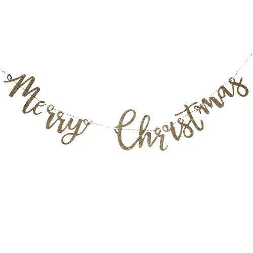 kerstversiering-merry-christmas-slinger-golden-glitter-christmas-night