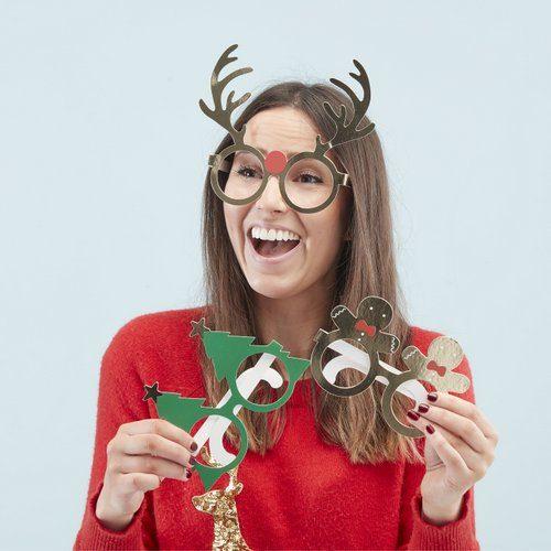 kerstversiering-photobooth-props-glasses-novelty-christmas