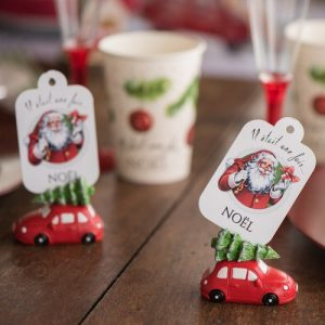 kerstversiering-plaatskaarthouder-driving-home-for-christmas