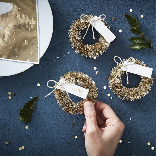 kerstversiering-plaatskaartjes-gold-wreath-christmas-night-2