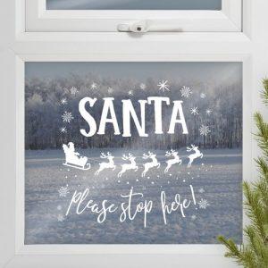 kerstversiering-raamsticker-santa-stop-here-novelty-christmas