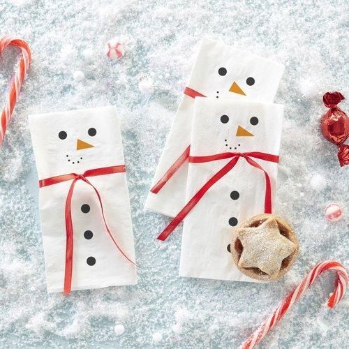 kerstversiering-servetten-snowman-scarf-novelty-christmas-2