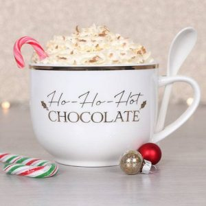 kerstversiering-ho-ho-hot-chocolate-mok-en-lepel-set