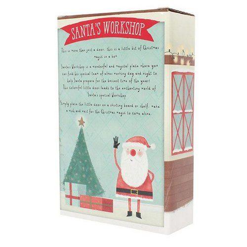 kerstversiering-kersthuisje-santas-workshop-deurtje
