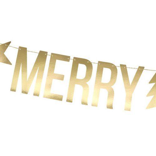 kerstversiering-slinger-merry-christmas-goud-2