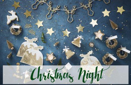 Kersttrend 2018: Christmas Night