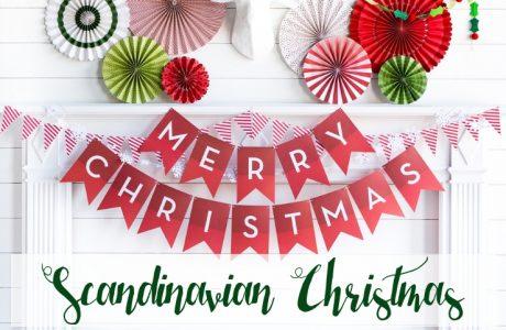 Kersttrend 2018: Scandinavian Christmas
