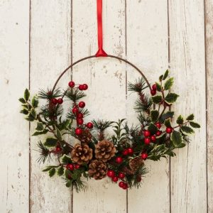 Kerstkrans-Festive-Foliage