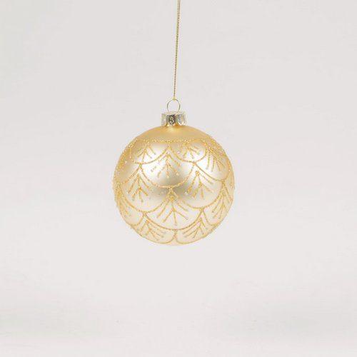 kerstbal-glitter-pattern-goud