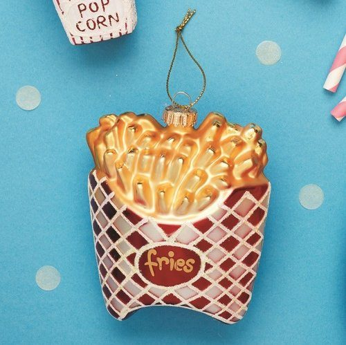 kerstornament-french-fries