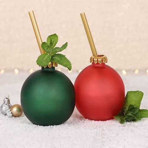 kerstversiering-kerstbal-drinkglazen-red-green-3