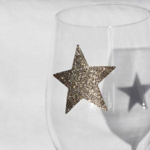 kerstversiering-stickers-golden-star (2)