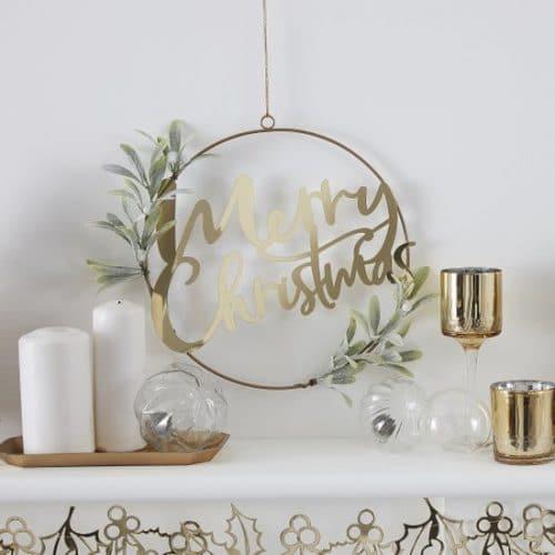 kerstversiering-christmas-wreath-gold-glitter-2