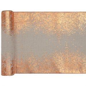 kerstversiering-metallic-tafelloper-copper-radiance (1)