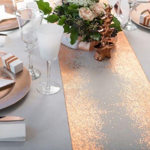 kerstversiering-metallic-tafelloper-copper-radiance (2)