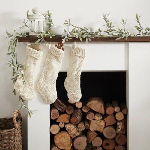 kerstversiering-mistletoe-guirlande-let-it-snow-2