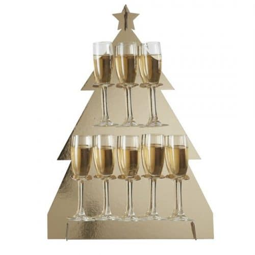 kerstversiering-prosecco-wall-christmas-tree-gold-glitter-2