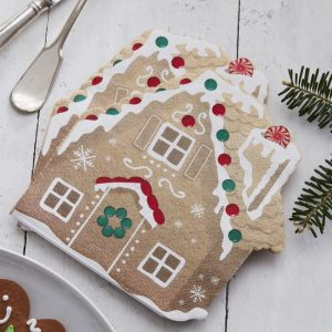 kerstversiering-servetten-gingerbread-house-let-it-snow-2