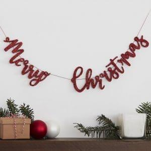 kerstversiering-slinger-merry-christmas-red-glitter-silly-santa-2