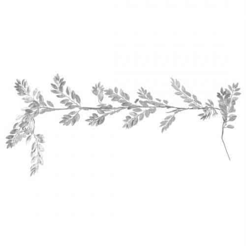 kerstversiering-zilveren-foliage-guirlande-silver-glitter-2