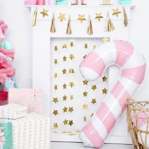 kerstversiering-folieballon-candy-cane-pink-christmas-4